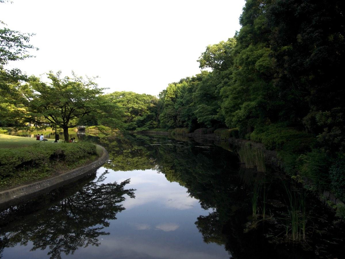Puisto Tokiossa