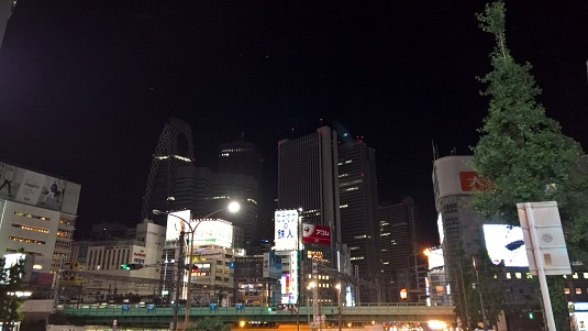 Shinjukun yö 2